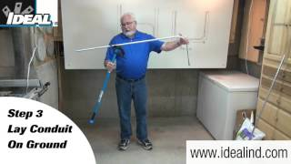 IDEAL Hand Conduit Bender How to Make a Back to Back Bend