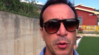 preview picture of video 'Triangolare alluvione San Marco in Lamis: Raffaele DANIELE'
