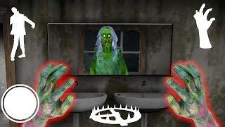 Делаю концовку против Гренни Зомби - как играть за зомби