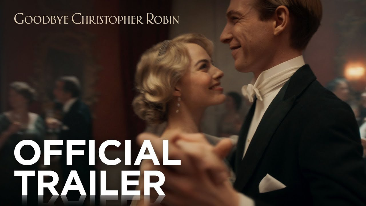 >GOODBYE CHRISTOPHER ROBIN I Official Trailer | FOX Searchlight