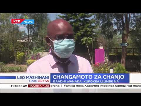 Changamoto za Chanjo: Tatizo la teknolojia linashuhudiwa katika usambazaji wa chanjo ya Covid-19
