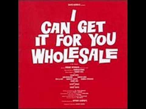 "10. ""Ballad Of The Garment Trade"" Barbra Streisand"