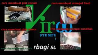 Izy license Number Frame Acrylic - Cover - Dudukan - Tatakan - Frame Akrilik Izy Tanpa LED