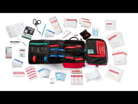 SURVIVAL Family First Aid Kit