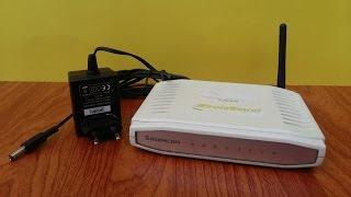 How to Repair Internet Modem Adapter