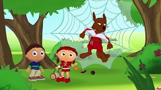 Super Why 301 | The Story Of The Super Readers | Cartoons For Kids