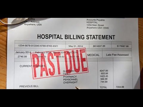 HALF Of Americans Live In Fear Of Medical Bankruptcy