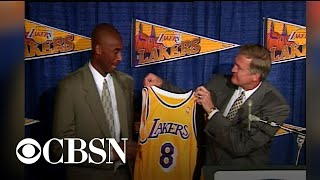 """""""I felt like I lost a son"""": Former Lakers General manager Jerry West on Kobe Bryant's death"""