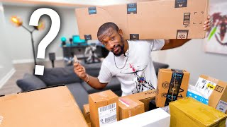 My Massive Tech Unboxing 34.0!
