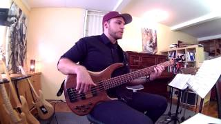 Africa   Toto (Bass Cover & Lesson)