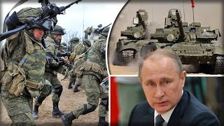 RUSSIA COULD INVADE EUROPE 'IN HOURS' BALTIC STATES ISSUE SHOCK WARNING OVER PUTIN'S PLANS