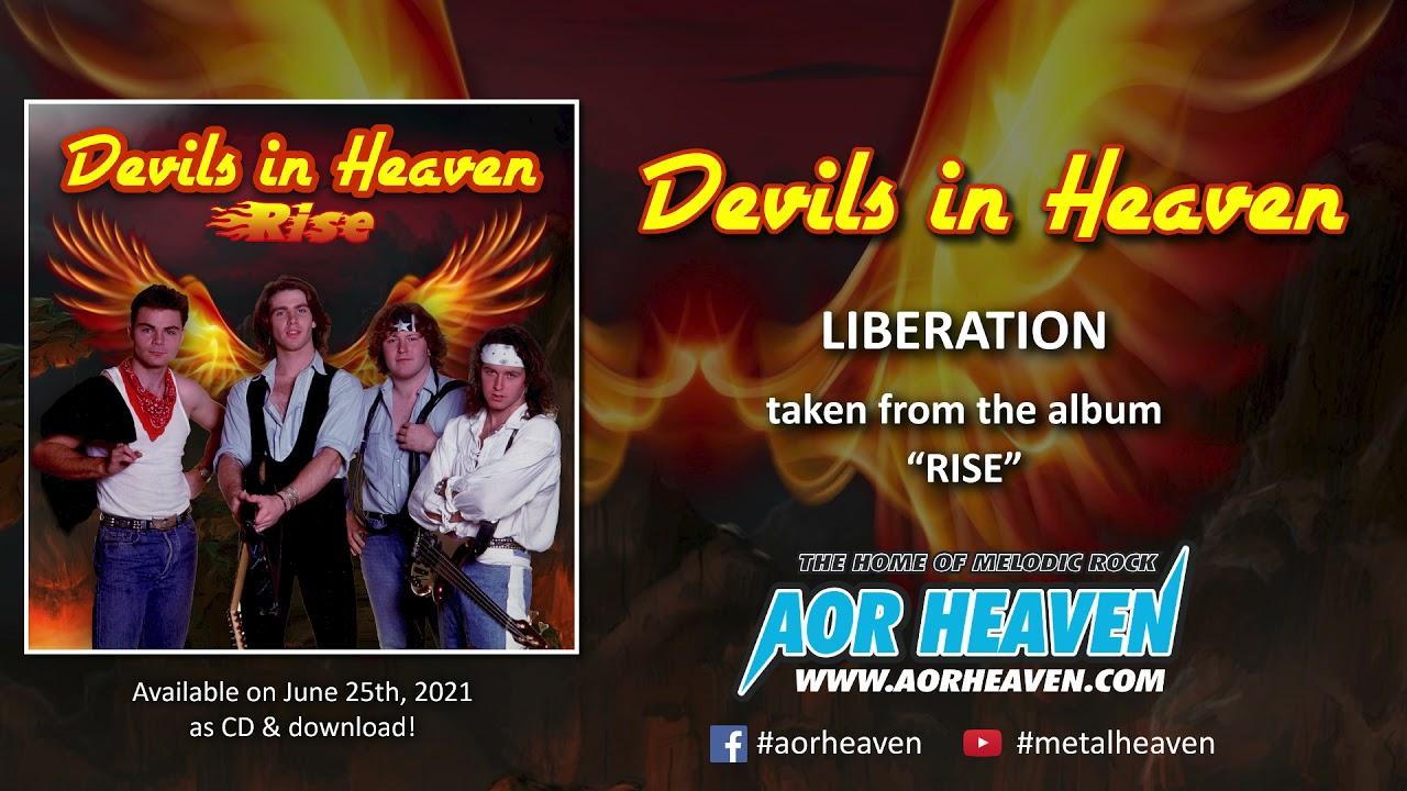 DEVILS IN HEAVEN - Liberation