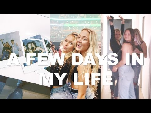 VLOG: post malone concert , going to the gym & new things in my life!