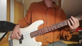Bowie   Starman   Bass Cover
