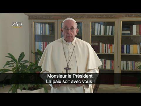 Discours du Pape à l'occasion des 75 ans de l'ONU