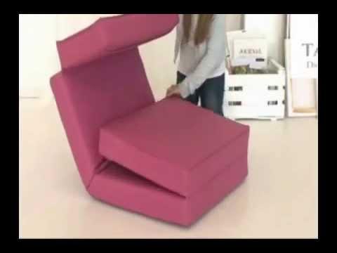 Muebles y sillones cama