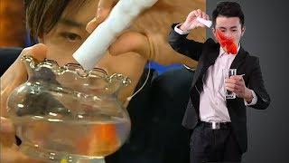 魔術揭秘:白紙變金魚,被劉謙騙了10年,其實背後很簡單