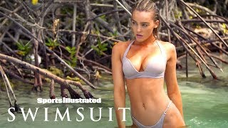 Georgia Gibbs Takes You Away To Her Secret Aruba Hideaway   Intimates   Sports Illustrated Swimsuit