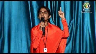 Ashutosh Maharajji Ushering Societal Revolution by Brahm Gyan Human-Mind Reprogramming: Sadhvi Parma Bharti
