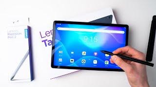 Lenovo Tab P11 mit Stift Unboxing & Erster Eindruck
