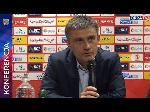 Wypowiedzi: Odra Opole - PGE Stal Mielec 1-1 [WIDEO]