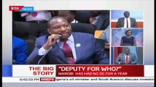 BIG STORY | Governor Sonko says having no deputy is a non-issue | PART 2