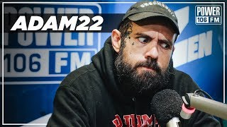 The Cruz Show - Adam22 Opens Up About Armed Robbery Incident + Explains Semi-Open Relationship w/ Lena The Plug