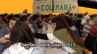 preview picture of video '2013ko Euskararen Astea'