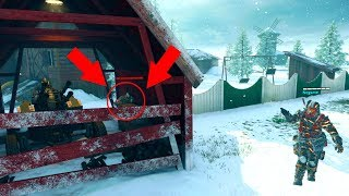 HE WAS HIDING INSIDE THE ABANDON SHED ON NUKETOWN?!?! HIDE N' SEEK ON *BLACK OPS 4*
