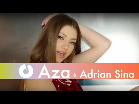 Aza feat. Adrian Sina - Usor, usor (Official Video)