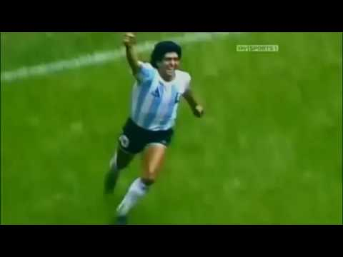 top 10 goals Maradona -  We love football