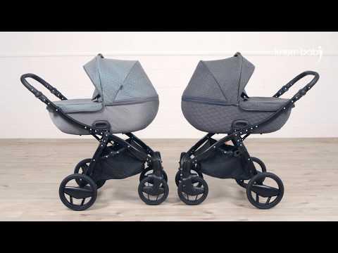 knorr-baby Kombi-Kinderwagen Piquetto