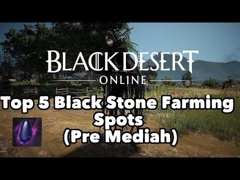 Black Desert Online: Top 5 Black Stone grinding spots (Pre