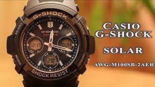 Casio AWG-M100SB review/operation manual #5 #casiowatch #casio #gedmislaguna