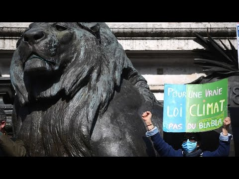 Thousands to march in France demanding action on climate change