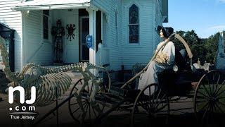 Tromeo's Halloween Cemetery Scare - behind the scenes