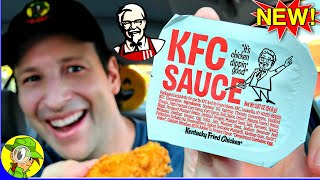 Kentucky Fried Chicken® KFC® SAUCE Review 👴🍗🥫 | Peep THIS Out! 🕵️♂️