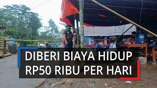 """Dusun di Purbalingga """"Local Lockdown"""", Putus Akses Jalan, Warga Diberi Biaya Hidup Rp50.000 per Hari"""