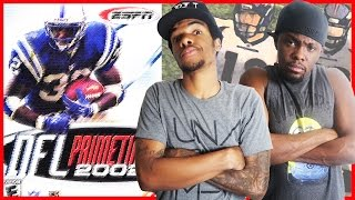 BACK WHEN THERE WAS MORE THAN JUST MADDEN! -   NFL Primetime 2002 Gameplay