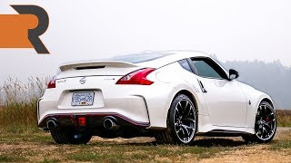 Nissan 370Z NISMO   Is the Fattest Z Worth the Extra $20,000?!