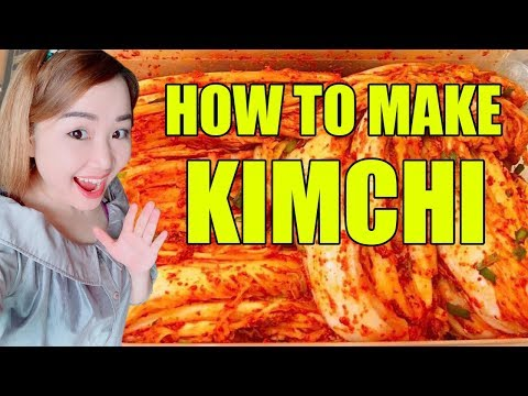 🥘How To Make Kimchi | Cooking Show🥘 Mp3