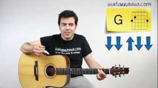 Como tocar Florida Whistle tutorial guitarra perfecto en español como tocar Whistle de Flo Rida