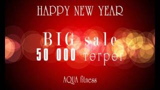AQUA Fitness happy new year