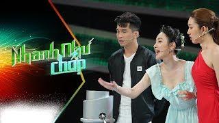 Trường Giang Bất Lực Nhìn Thúy Ngân Phá Nát Gameshow Của Mình | HTV Nhanh Như Chớp | Tập 27 Full HD