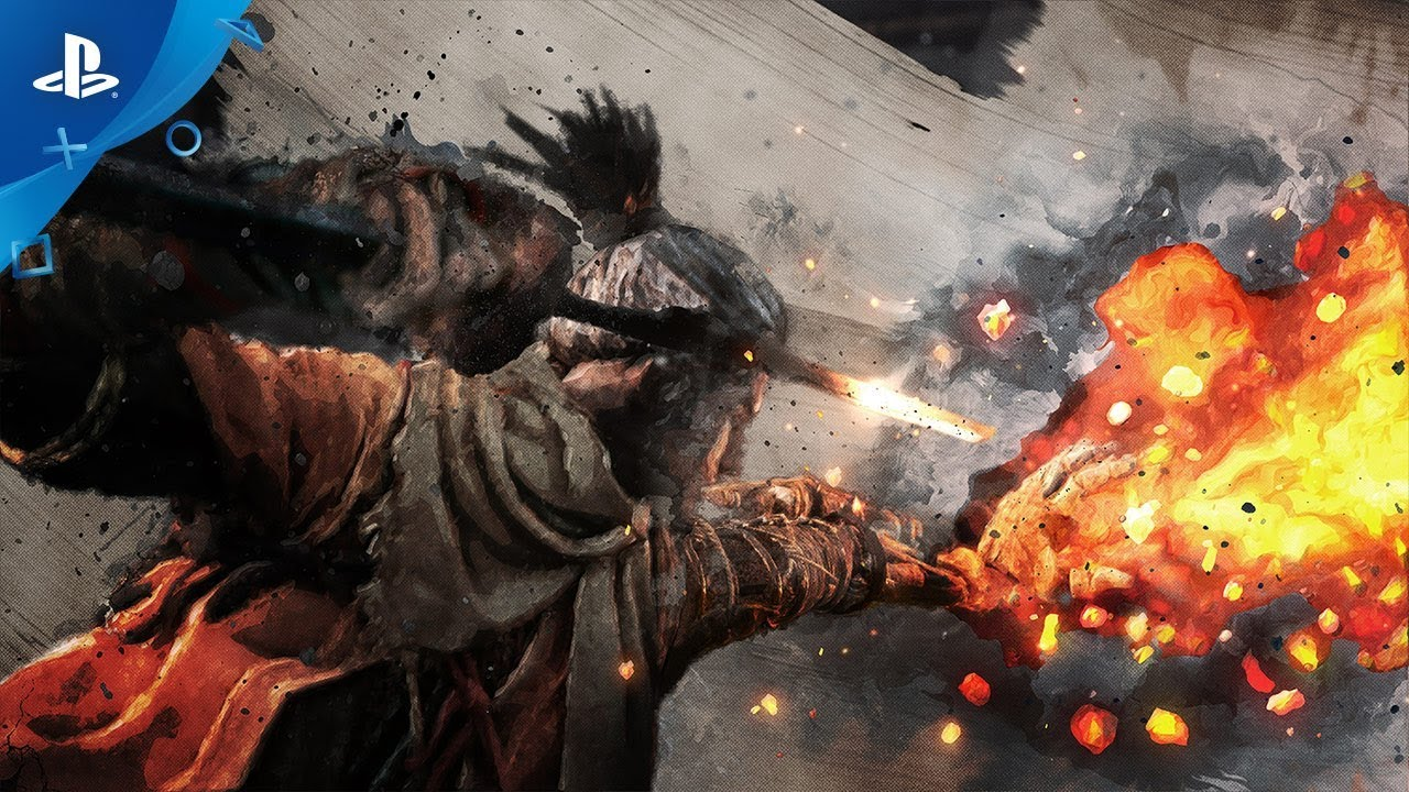 Games - Sekiro: Shadows Die Twice