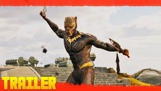 Black Panther (2018) Nuevo Tráiler Oficial #2 Subtitulado