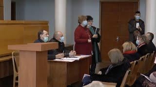 Депутати міської ради розглянули проєкт рішення про реорганізацію Рубіжанського ліцею