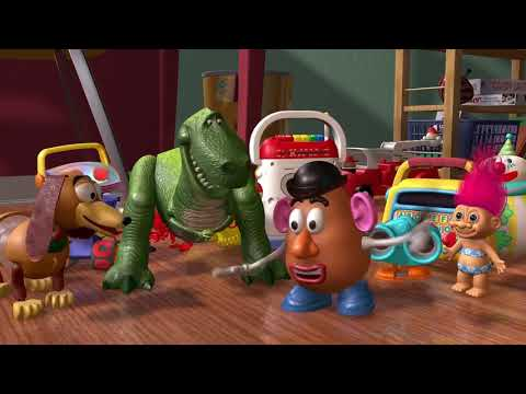 Toy story 1 ending