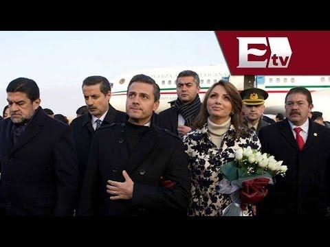 Enrique Peña Nieto llega a Turquía  / Titulares de la noche