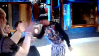 Dappy singing no regrets in the big brother house